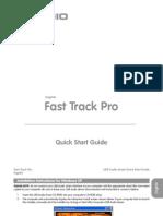 Fast Track Pro QS En