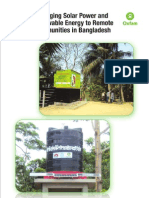 Bringing Solar Power and Renewable Energy to Remote Communities in Bangladesh_Oxfam GB & DPHE