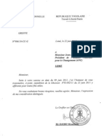 ANC - Cour Constitutionnelle 22062011