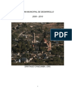 Plan Municipal Desarrollo