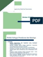 Pengantar Ilmu Politik (Terj)