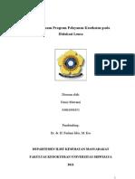 49691841 Deniz Mawarni 04061001053 an Program Pelayanan Kesehatan Pada Dislokasi Lensa