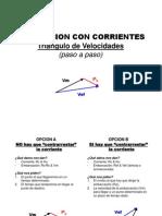 Corrientes (Triangulo de Velocidades