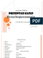 Pres Case Anak. Bronkopneumonia Paul