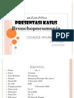 Pres Case Anak. Bronkopneumonia Paul