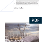 Survey of Electricity Market Simulation