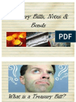 Treasury Bills, Bonds & Notes