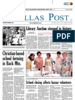 The Dallas Post 07-03-2011