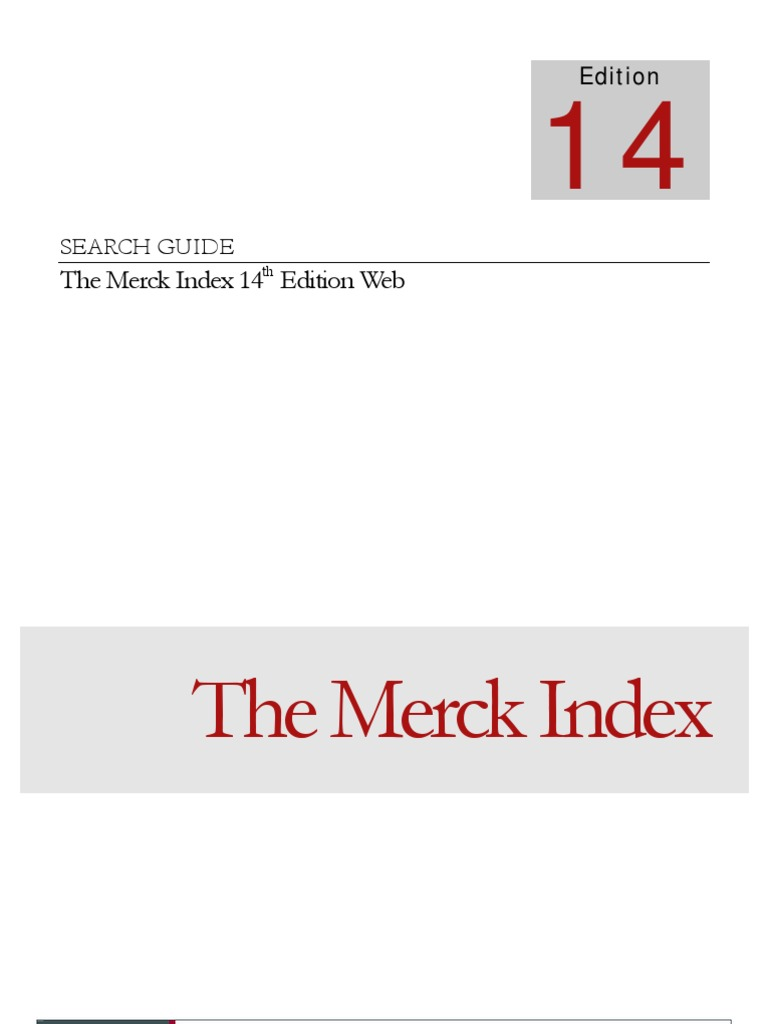 The merck index 14th edition web search engine indexing the merck index 14th edition web search engine indexing information retrieval fandeluxe Images