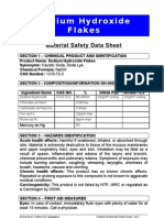 Caustic Soda Flakes MSDS (2)