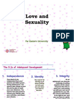 FEU Love and Sexuality Session
