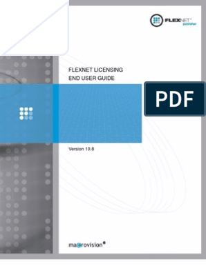 Flex Net End User Guide | Port (Computer Networking