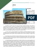 Coliseo o Anfiteatro Flavio