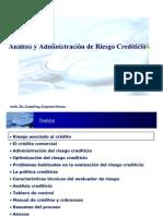 Analisis y Adm de Riesgo Crediticio