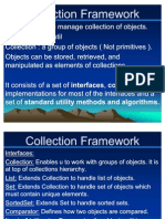 Collection Framework