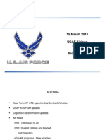 USAF Liaison Projection Mar 15