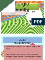 Allergic Rhinitis and Sinusitis