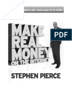 Make Real Money on the Internet