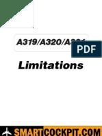A319-320-321_Limitations