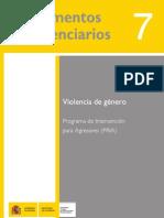 DOCUMENTOS PENITENCIARIOS