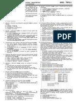 2052 – Técnico Judiciário – Técnico em Contabilidade - Tipo 2