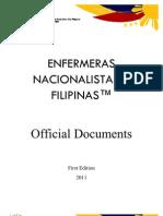 Enferemeras Nacionalista de Filipinas