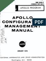 Apollo Configuration Management Manual
