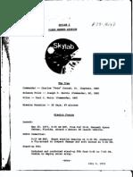 Skylab 2 First Manned Mission