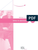 Ethics in Dentistry b1