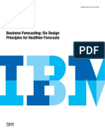 Business Forecasting Six Design Principles Fpr Healthier Forecasts_Organizer_2