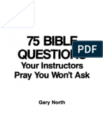 75 Bible Questions