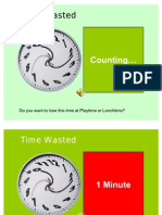 Time Wasted(1)