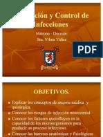 prevencion infecciones 2009