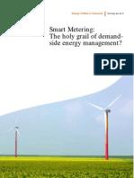Capgemini Smart Metering Demand Side Management