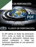 Técnico Petrolero Fluidos de Perforación