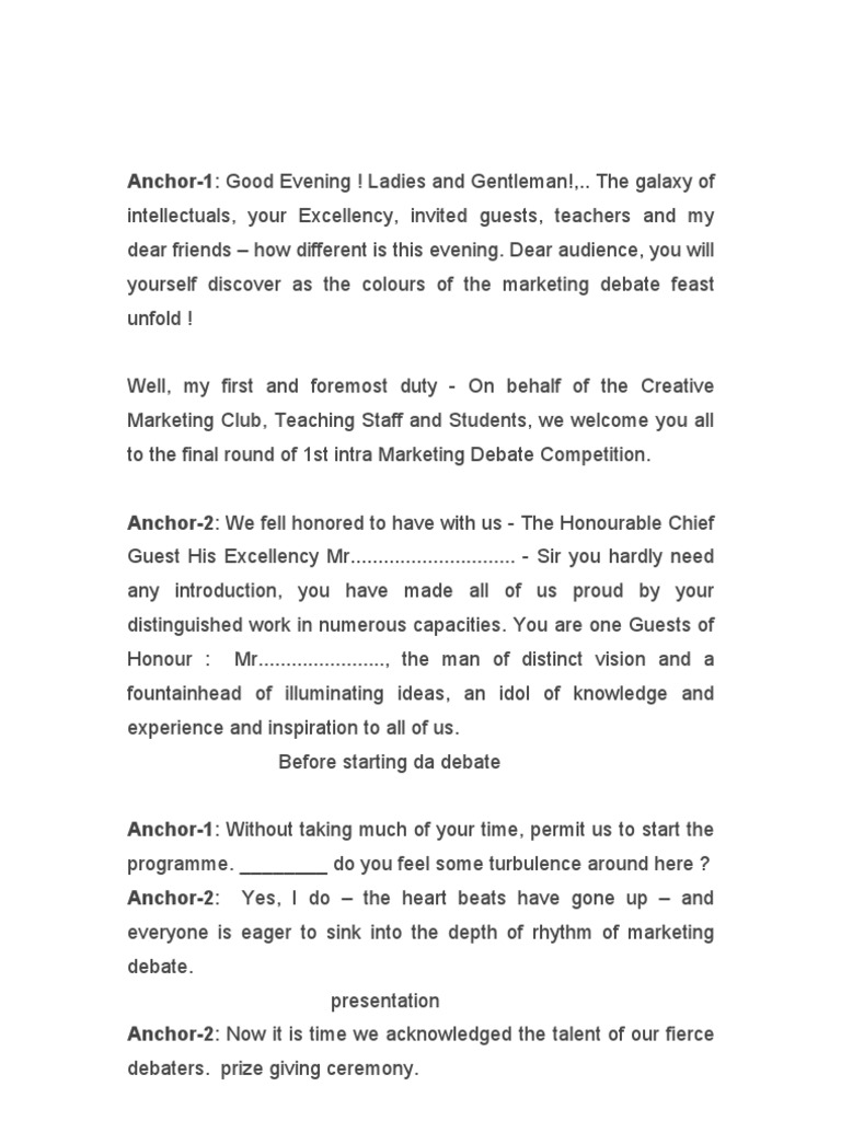 anchoring script for a cultural event Anchoring script for a cultural event anchoring script for a cultural event dances, anchoring script for a cultural event free download as pdf file (pdf), text file (txt) or read online for.