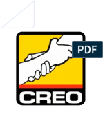Símbolo CREO
