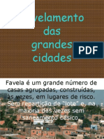Favelamento