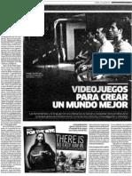 Publico.es - Videojuegos para crear un mundo mejor