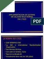 Presentacion ISO 17025