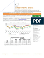 Cleantech 2010 Analysis Report