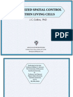 Quantized Spatial Control in the Living Cell by J.C. Collins, PhD_Rev8-2011