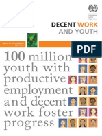 Decent Work and Youth Latinam