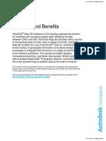 Autocadmap3d2009 Features-benefits Final