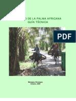 Cultivo de La Palma Africana