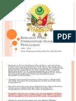 Kerajaan Turki Uthmaniyyah