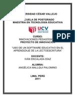 Proyecto _ inovaciòn