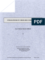 Utilisation Et Choix Du Compresseur