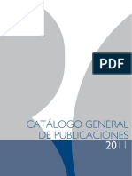 Catalogo General Publicaciones