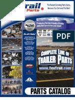 2010 TexTrail Catalog